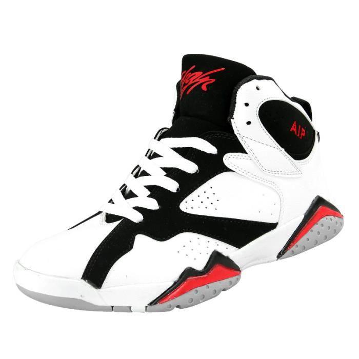 Baskets Homme Chaussure été et hiver Jogging Sport léger Respirant Chaussures BYLG-XZ224Blanc36 igGJHKZ