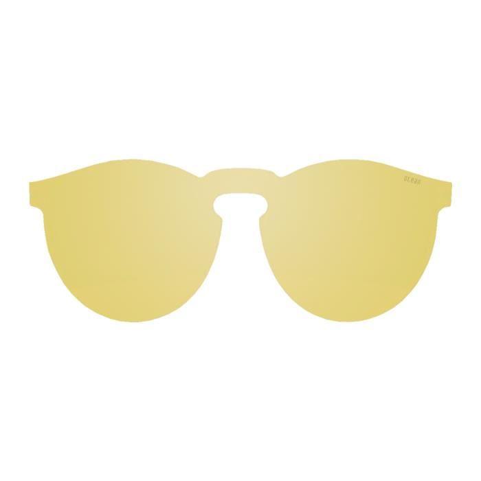 Ocean Sunglasses - LONGBEACH Jaune