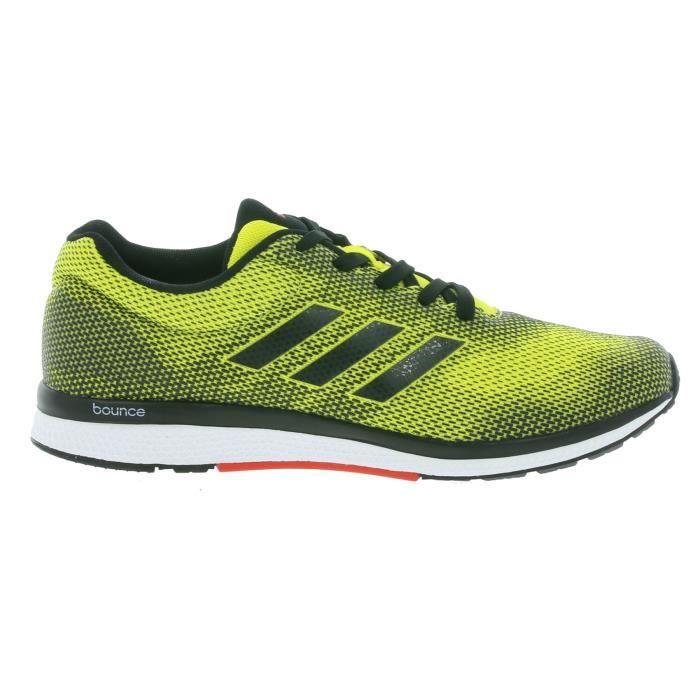 adidas Performance Mana Bounce 2 M Aramis Chaussures de course pour Hommes Jaune B39022