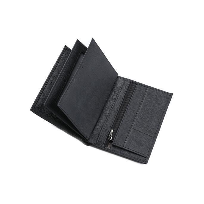 Bl101098 D'embrayage Cuir Portefeuille Véritable zip Porte Carte Billfold Bourse Chéquier hommes Coierbr Id 04azg7gq