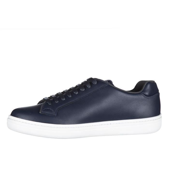 Chaussures baskets sneakers homme en cuir mirfield Church s