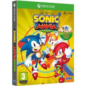 JEU XBOX ONE NOUVEAUTÉ Sonic Mania Plus Jeu Xbox One