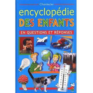Livre 6-9 ANS La grande encyclopédie des enfants