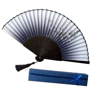 VENTILATEUR VENTILATEUR Style chinois à main Fan Bamboo Paper