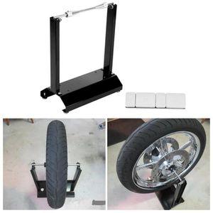 35f42a88dce942 LÈVE-MOTO YULINSHOP Support d'entretien pneu de roue pour mo