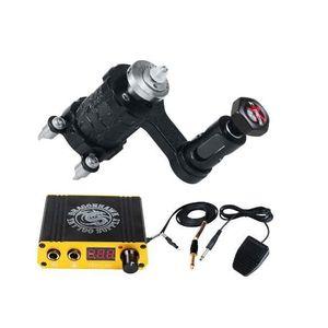 KIT TATOUAGE Dragonhawk Tattoo Machine Kit Extreme V2 Rotary Ma
