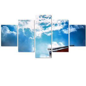 OBJET DÉCORATION MURALE 5 Chaque Définition Photos Canvas Prints Blue Sky