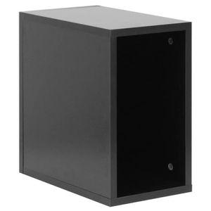 boite rangement vinyle achat vente pas cher. Black Bedroom Furniture Sets. Home Design Ideas