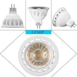 AMPOULE - LED Lot de 10 ampoules spots LED AC/DC12V 5W non-dimma