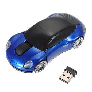 SOURIS Modèle de Souris Sans Fil Rechargeable USB 2.4G So