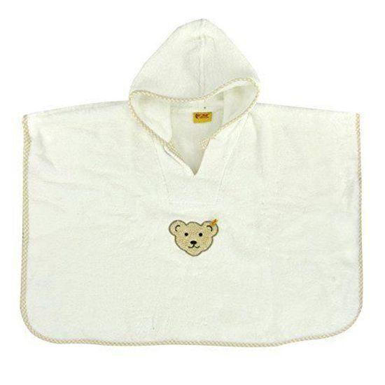 d3a531906754e Steiff 0002927-1000 - PEIGNOIR - Peignoir Mixte bébé - Blanc - Taille  unique - Achat / Vente peignoir - Cdiscount