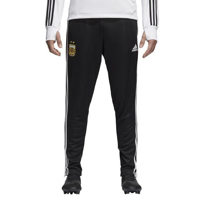 Pantalon de Football Argentine 18 - Homme - NoirPANTALON DE SPORT - PANTALON TECHNIQUE - LEGGING DE SPORT