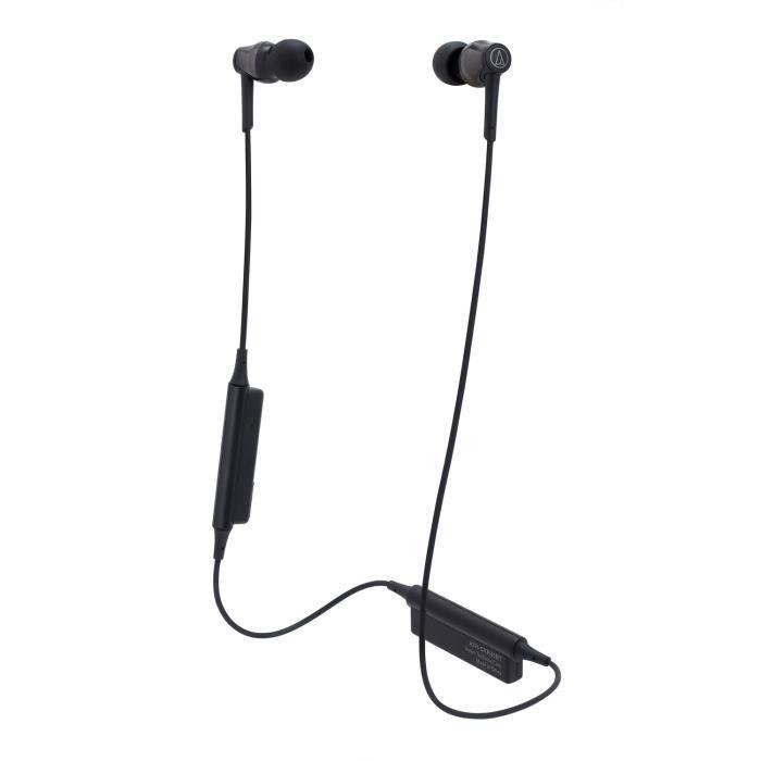 Audio-technica Ath-ckr35bt Bt Noir Écouteurs