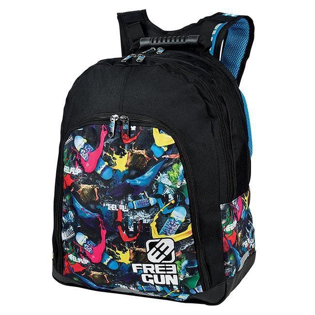 f9ede72df5 Sac à dos FREEGUN Skate 2 compartiments - Achat / Vente sac à dos ...