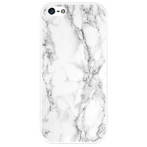 coque iphone xr silicone effet marbre