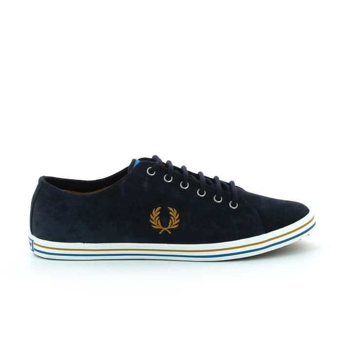 Baskets basses - FRED PERRY KINGSTON B9095 BWGOR3