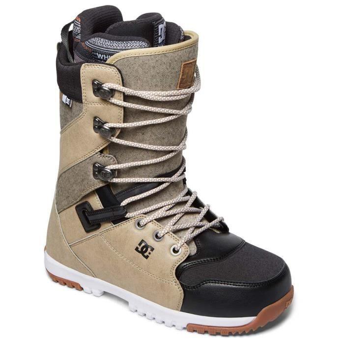 e52b87010ffcb Snowboard Bottes homme Dc Shoes Mutiny - Prix pas cher - Cdiscount