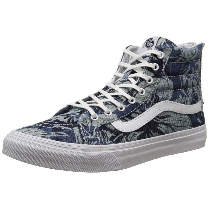 Vans sn8er unisexe sk8-hi slim sneaker YOA6R Taille-41