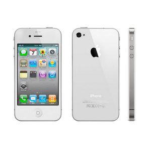 SMARTPHONE IPHONE 4S 32 GO BLANC STOP PROMO