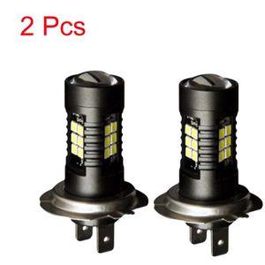 PHARES - OPTIQUES 2PCS 3030 21SMD H7 haute puissance 6500K Super LED
