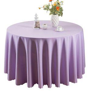 Table de jardin ronde 200cm - Achat / Vente pas cher