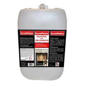 PRODUIT ELECTROMENAGER Nettoyant pour four et gril 5 litres
