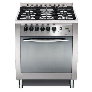 PLAQUE MIXTE LOFRA C76GV-C cuisinière 70x60 COURBE DE HAUT EN A