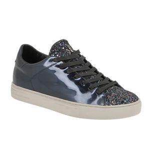 Chaussures De Sport Pour Les Femmes En Vente, Bleu, Cuir, 2017, 37 38 40 41 Crime Londres