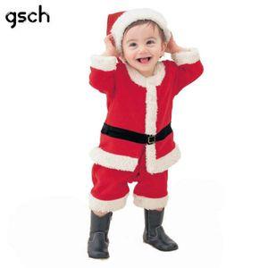 edd85a7d032da Ensemble de vêtements GSCH Renne manteau gilet pantalon Enfant infantile