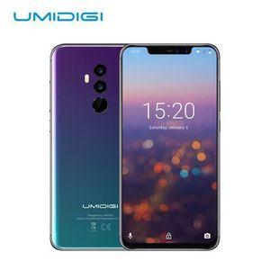 Téléphone portable Smartphone UMIDIGI Z2 6.2 pouces 4G + 64Go F / 1.7