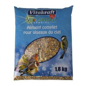 GRAINES VITAKRAFT Aliment complet - Pour oiseaux du ciel -