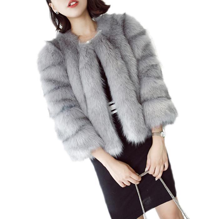 Manteau court ou long femme