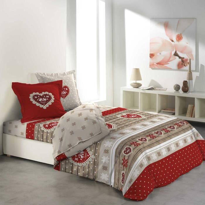 parure de lit en flanelle - achat / vente parure de lit en