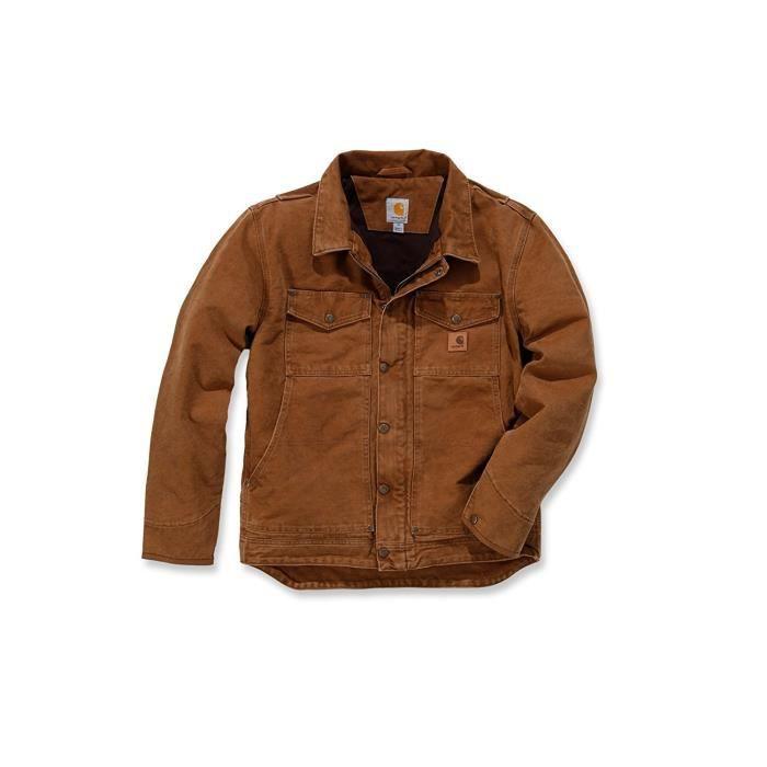 design de qualité 0edfc e8d01 Carrahart veste