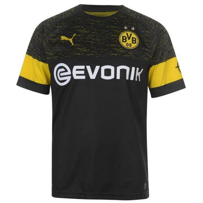 Maillot Domicile Borussia Dortmund nouveau