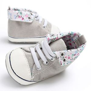 BOTTE Nouveau-né Filles Garçons Crib Chaussures Doux Semelle Anti-slip Bébé Sneakers Paillettes Chaussures@ArgentHM Jhfm3Wf
