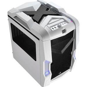 BOITIER PC  Aerocool boîtier Strike X Cube Blanc Fenetre