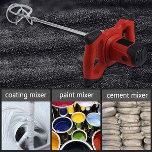 MALAXEUR - MÉLANGEUR Malaxeur peinture et mortier mélangeur électrique