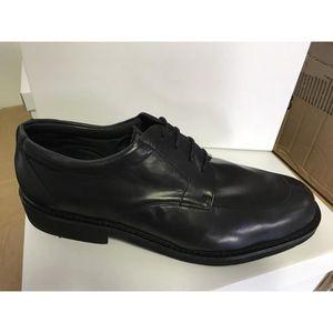 DERBY Chaussures hommes kleman noir Transfo pointure 46