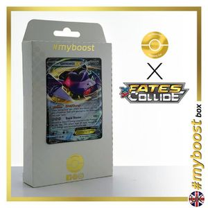CARTE A COLLECTIONNER GENESECT EX 64-124 - #myboost X Fates Collide XY 1