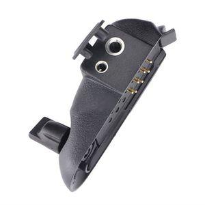 Câble - connectique GPS Talkie walkie Adaptateur audio M Head  pour radio