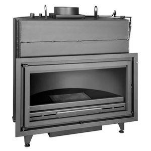 INSERT - FOYER FERLUX Insert chaudière à bois K-100 40kW