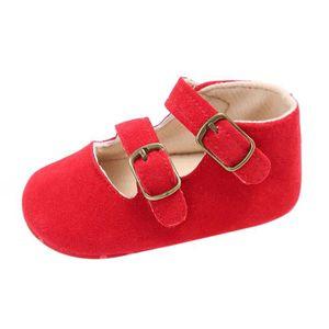 BOTTE Jolies filles bébé enfants détaillée gelée bowknot poisson bouche sandales bottes chaussures@Rouge rmHmUb