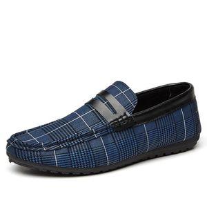 décontractées Bateaux Chaussures En Chaussures homme Toile 7fxfwIrS