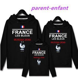 GILET - CARDIGAN maillot de l'équipe de france parent-enfant 2 étoi