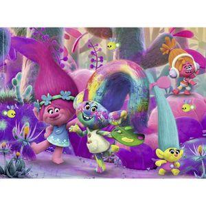 PUZZLE Puzzle 100 pièces Puzzle Phosphorescent - Trolls