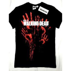 T-SHIRT T-shirt The walking dead hand (medium)