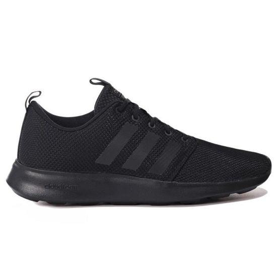 Chaussures Adidas CF Swift Racer Noir Noir - Achat / Vente basket