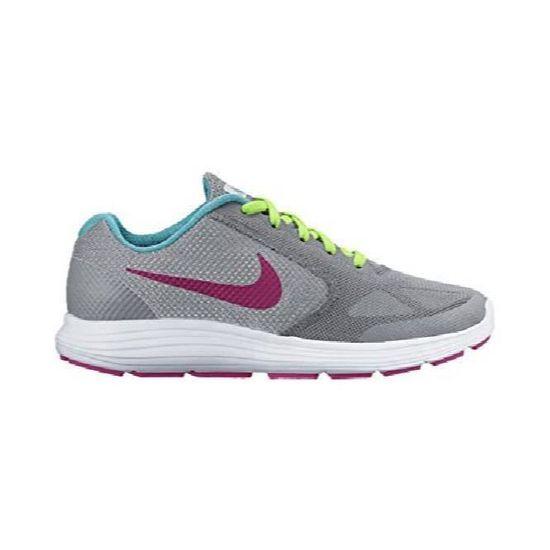 Nike Revolution 3 (gs) Chaussures de course pour enfants WQ7V0