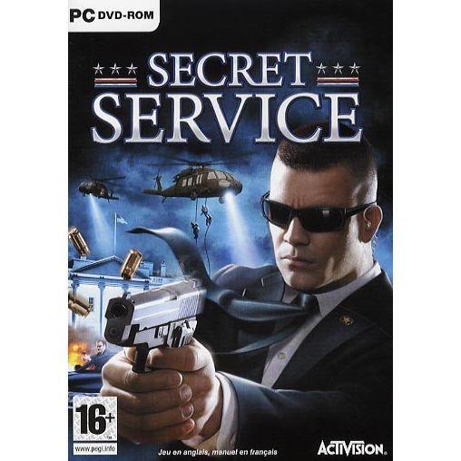 JEU PC SECRET SERVICE / JEU PC DVD-ROM